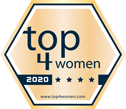 Logo Top 4 woman