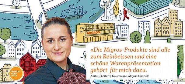 Teamleiterin Metzgerei Stellenangebot Bei Genossenschaft Migros